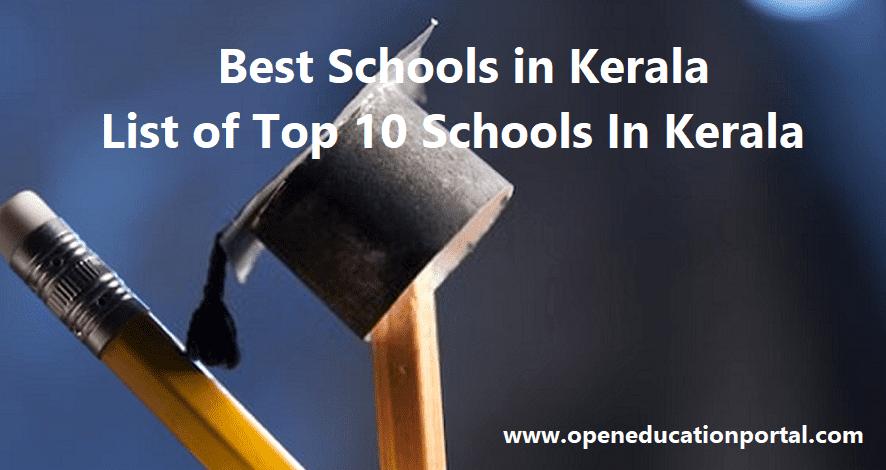best schools in kerala