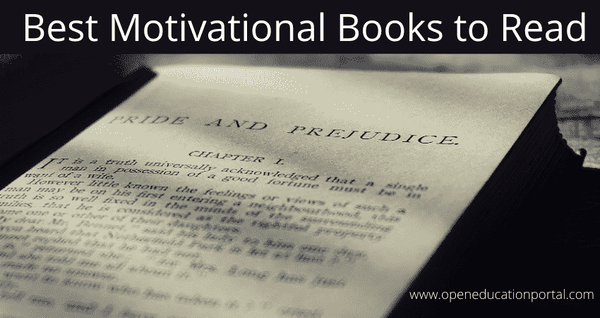 Best Motivational Books to Read