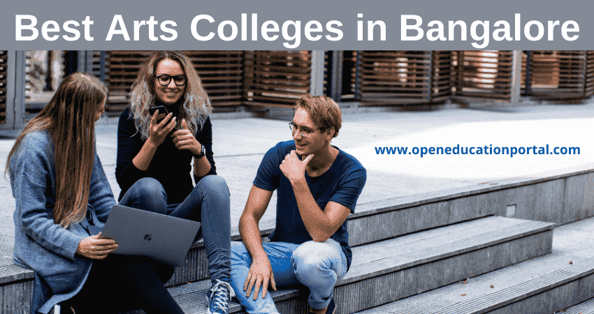 Best Arts colleges in Bangalore